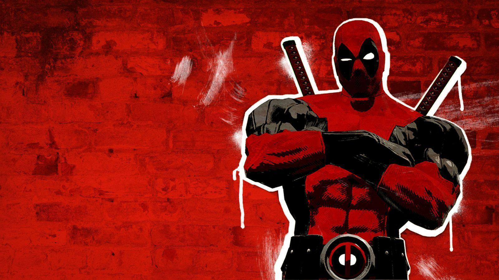 Deadpool Marvel Comics Hd Wallpapers