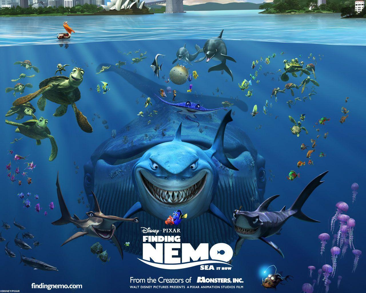 Finding Nemo Wallpapers