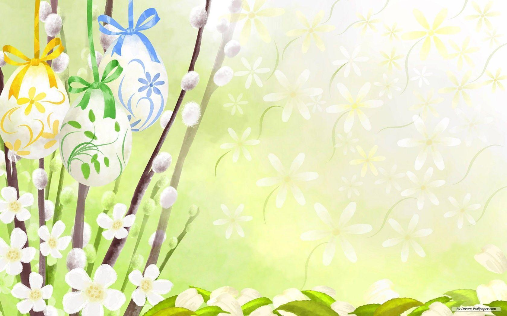 animated wallpaper easter holidays - www.