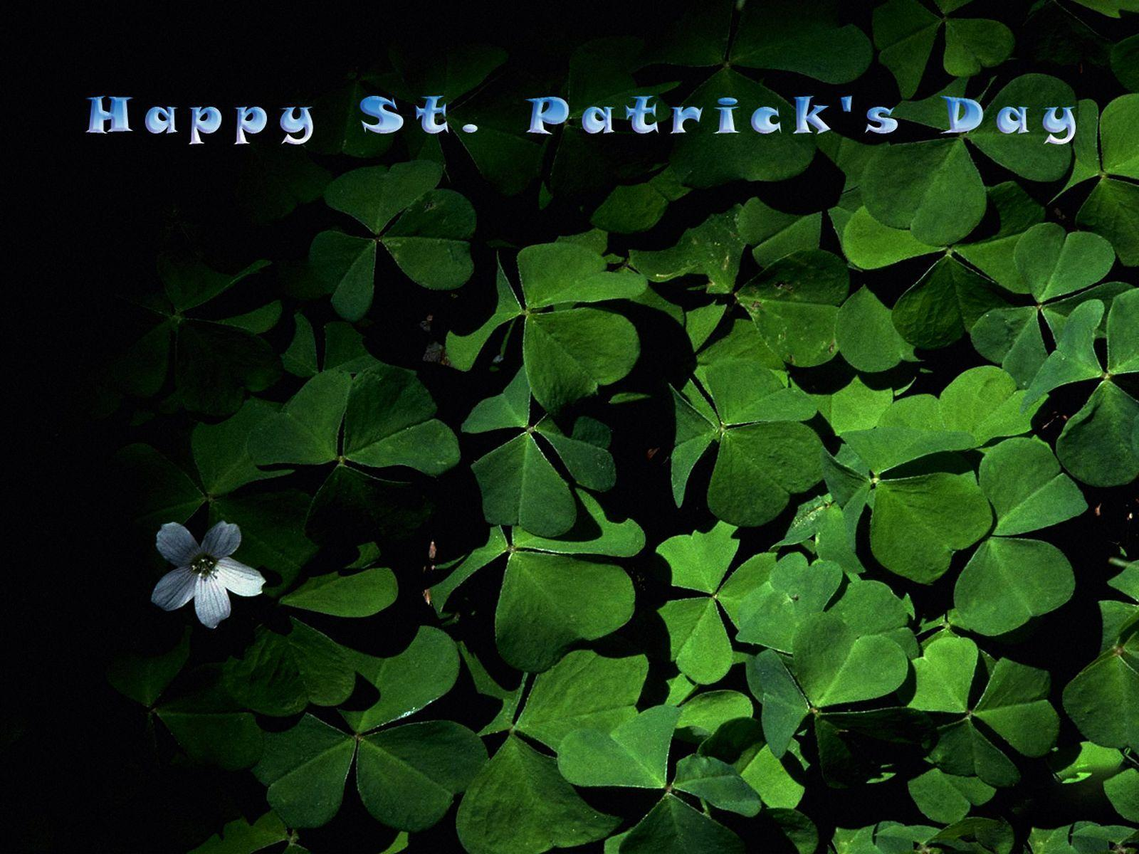 simple st patrick wallpaper - photo #20