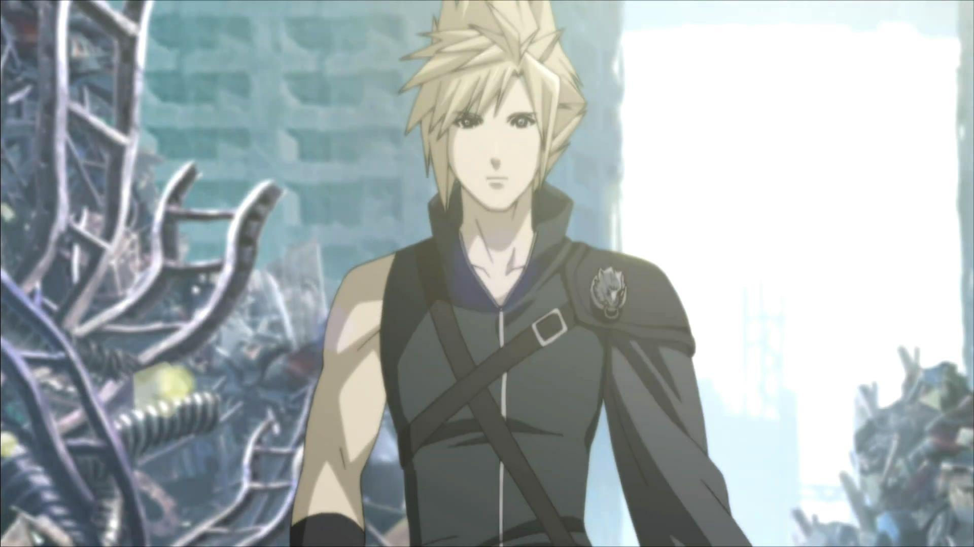 Cloud Strife Wallpapers Wallpaper Cave