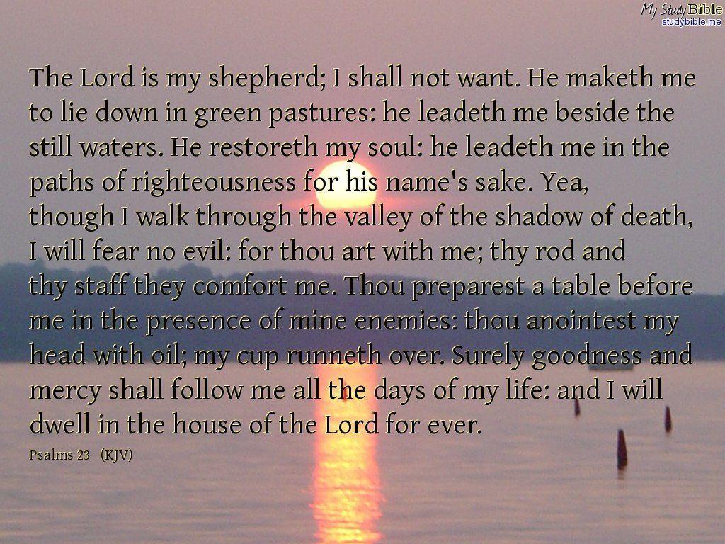 christian wallpaper psalms - photo #36