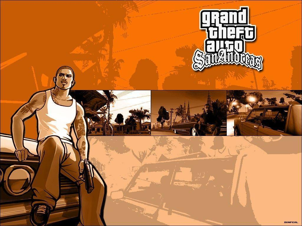 Wallpaper Gta Sa Hd Wallpaper