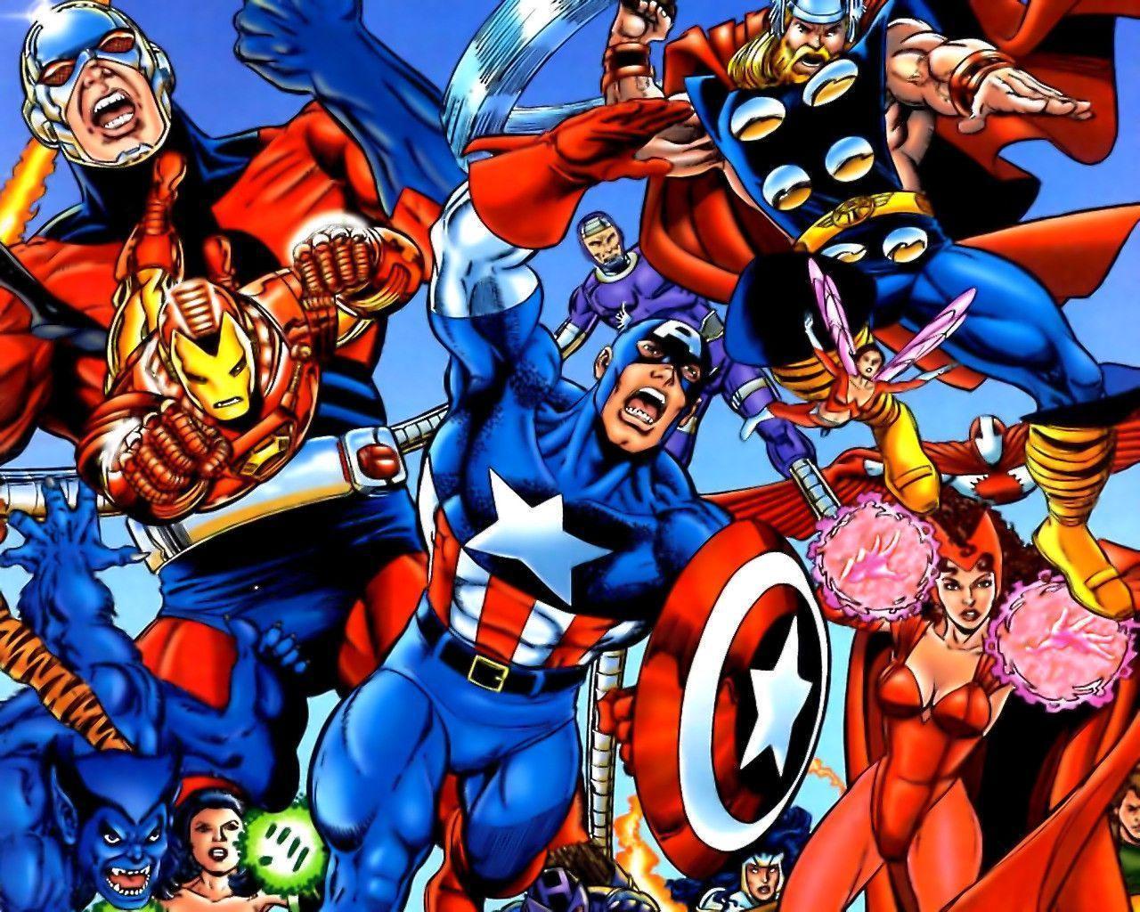 Best 49 The Avengers Wallpaper On Hipwallpaper: Free Marvel Wallpapers