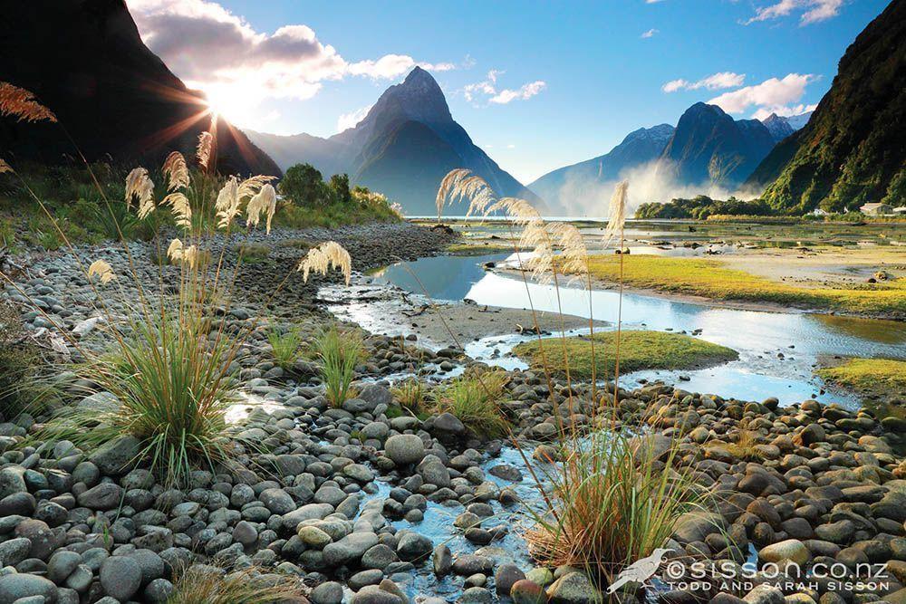 Christchurch Hd: Milford Sound Wallpapers