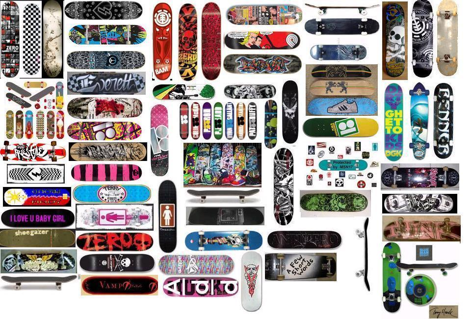 Skateboarding Brands Wallpaper For Kids