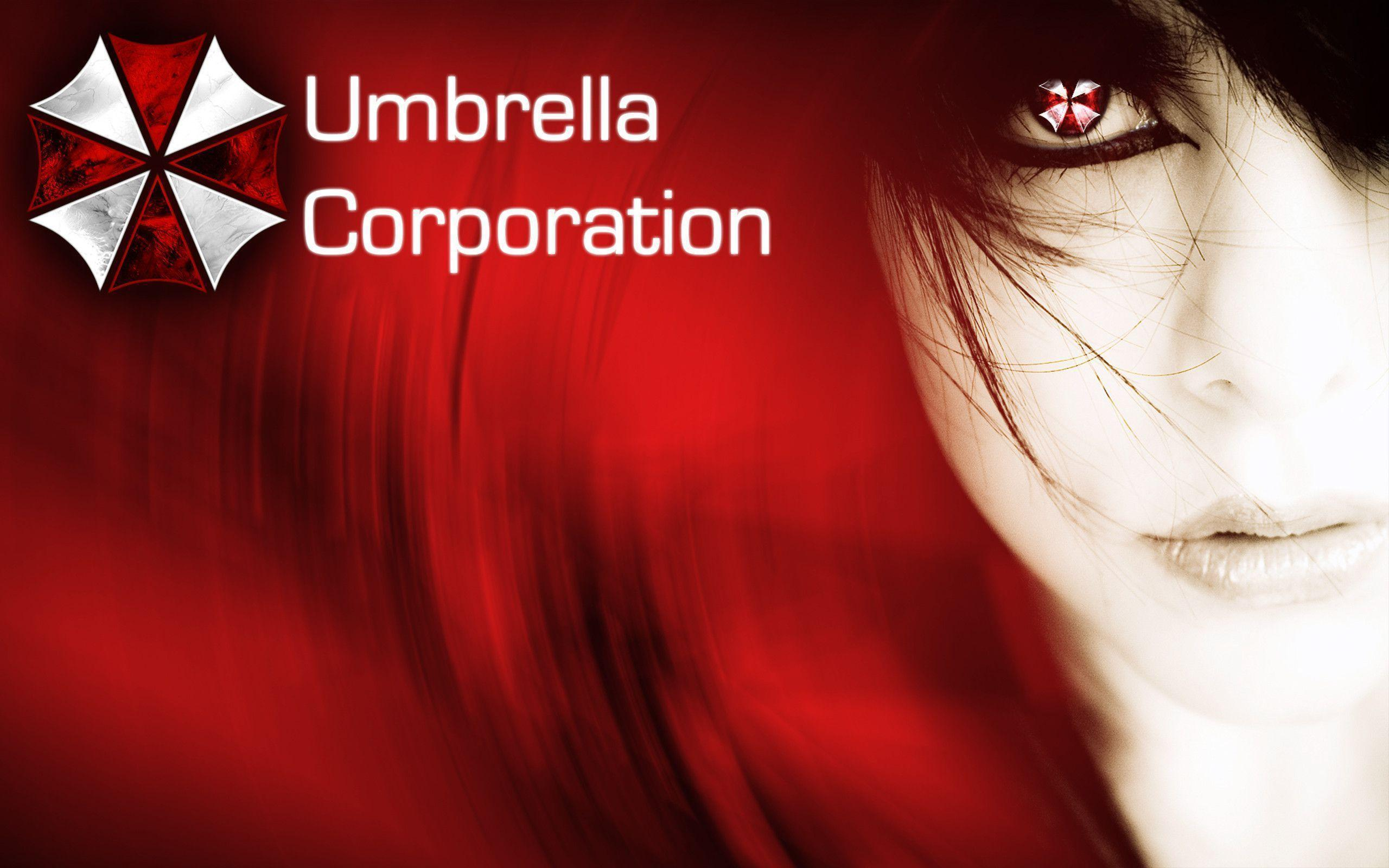 Umbrella Corp. Wallpapers by Arubaru