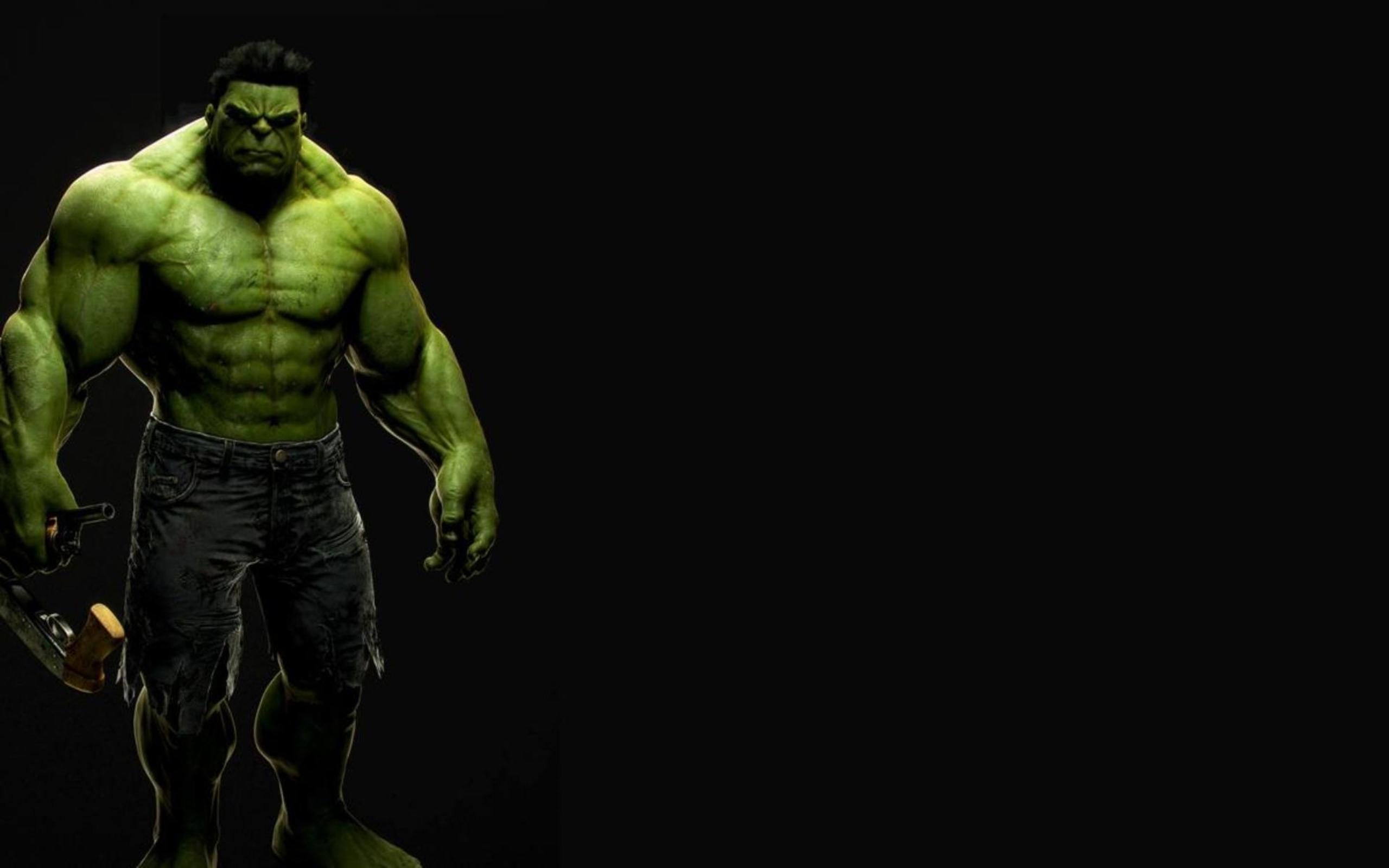 Hulk Wallpaper Hd - 1640201