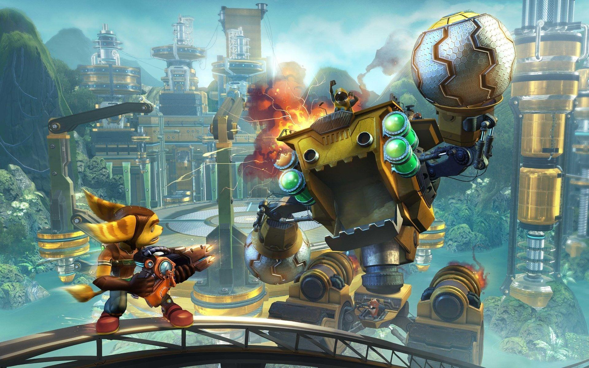 Ratchet and clank pc