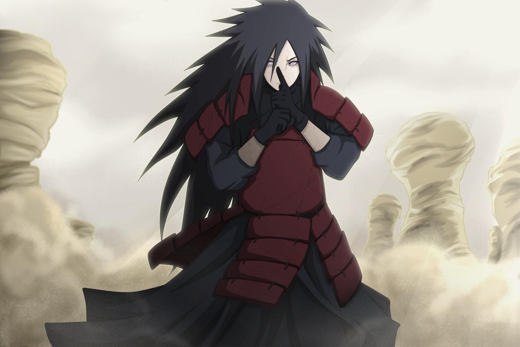 uchiha madara vs sasuke - photo #33