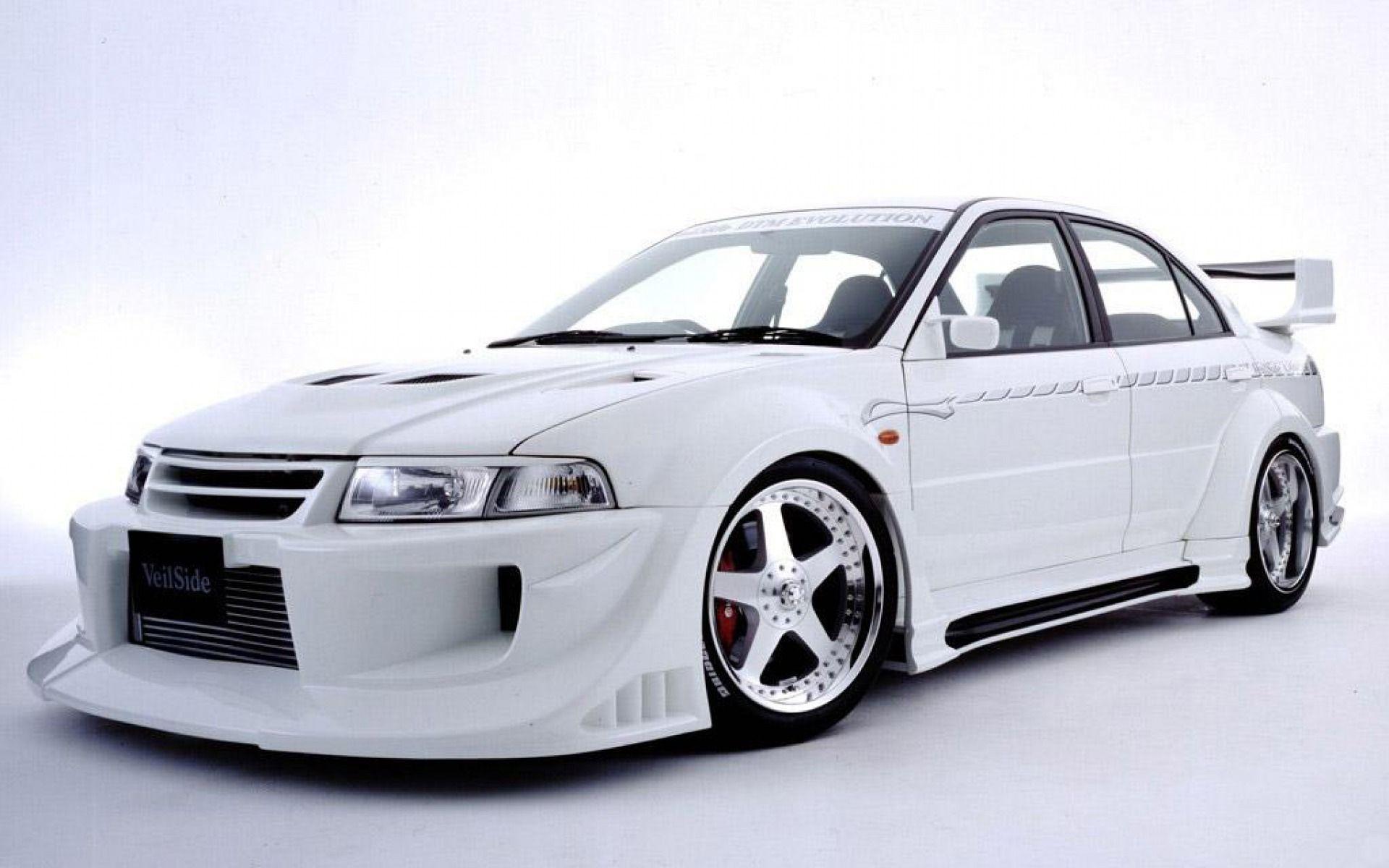 HD Wallpapers VeilSide Mitsubishi Lancer Evolution VI : Car .