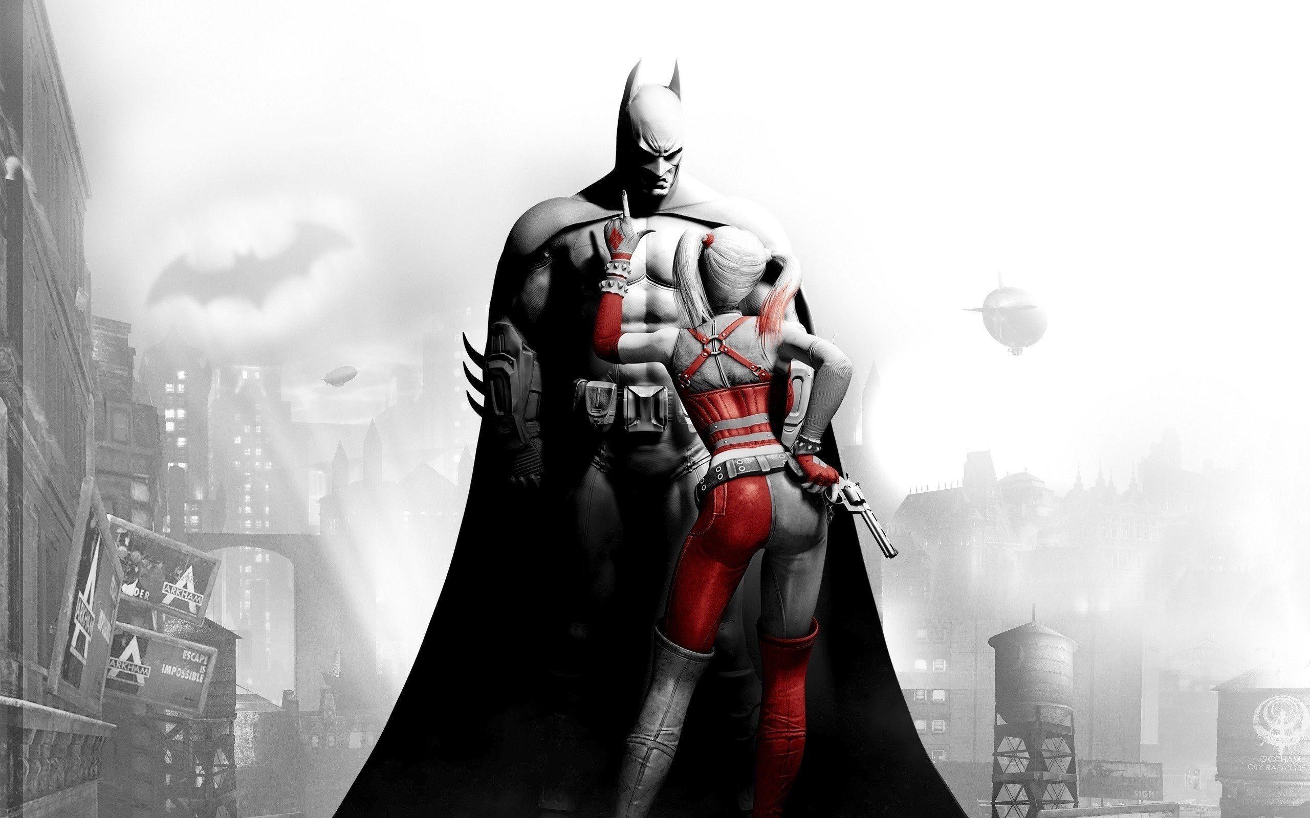 Wallpapers For Batman Arkham City Wallpaper Hd