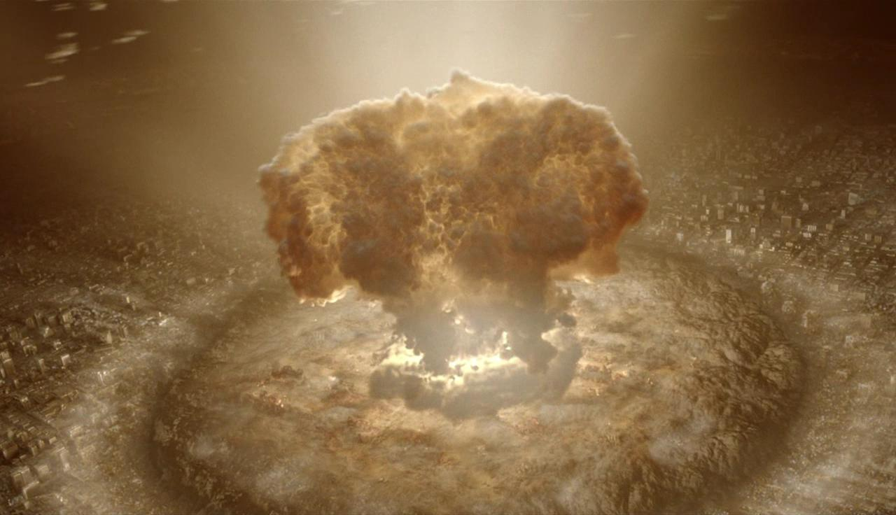 Boom!!!!! Nuke Bomb Nuclear Abstract 3d And wallpaper #