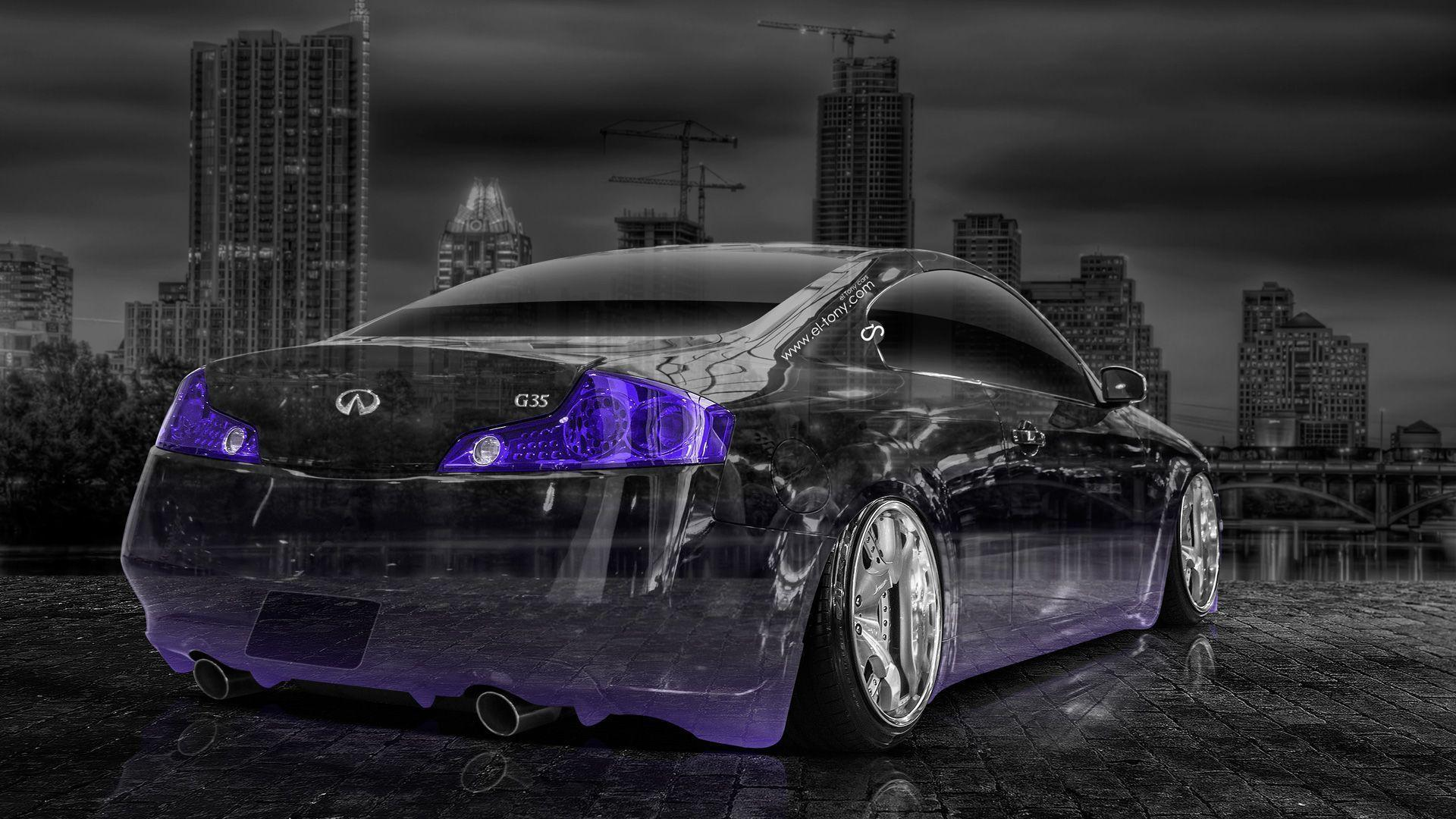 Merveilleux Infiniti G35 Crystal City Car 2014 « El Tony