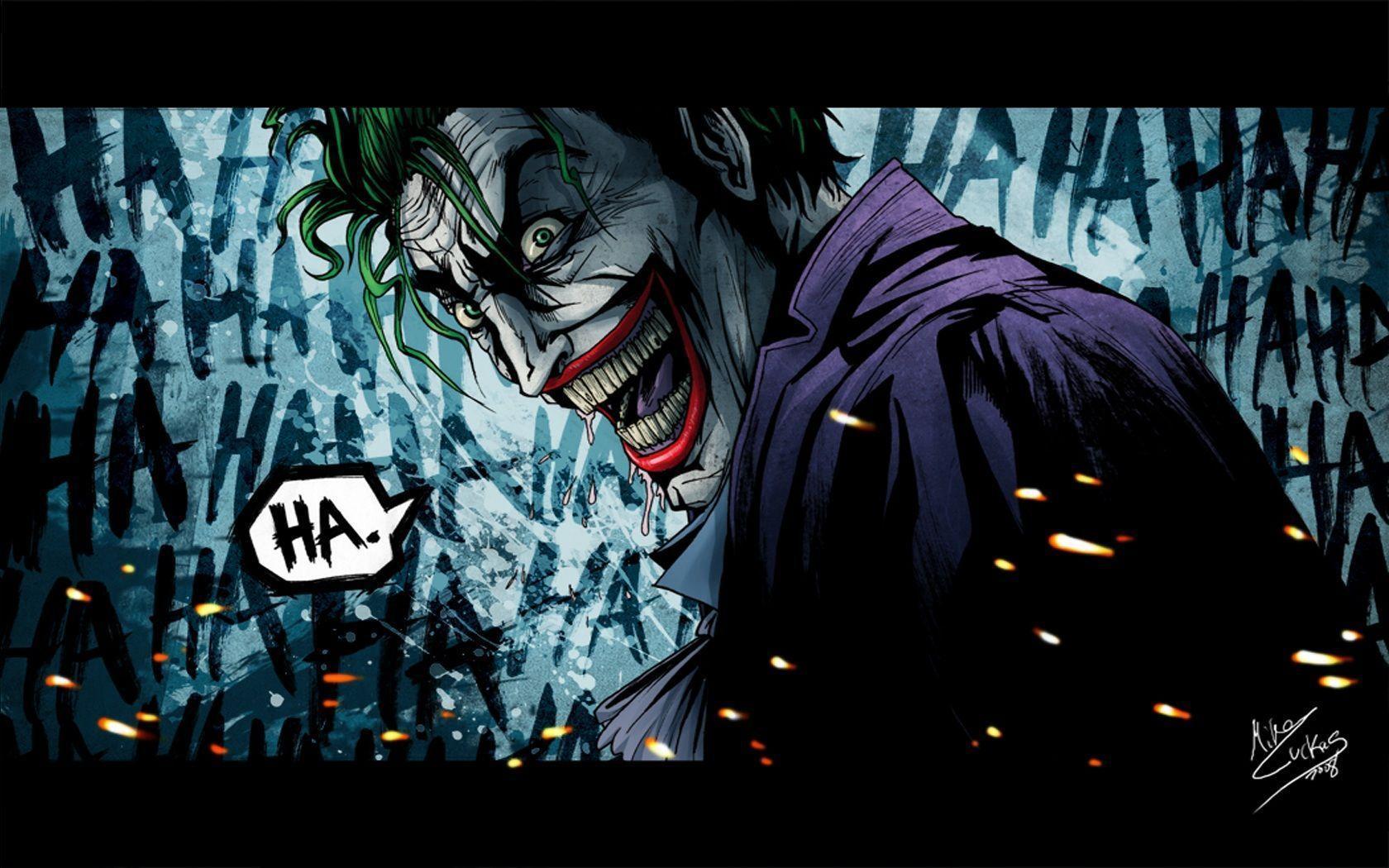 Joker comic wallpapers wallpaper cave the joker cartoon wallpaper hd images pictures becuo voltagebd Choice Image