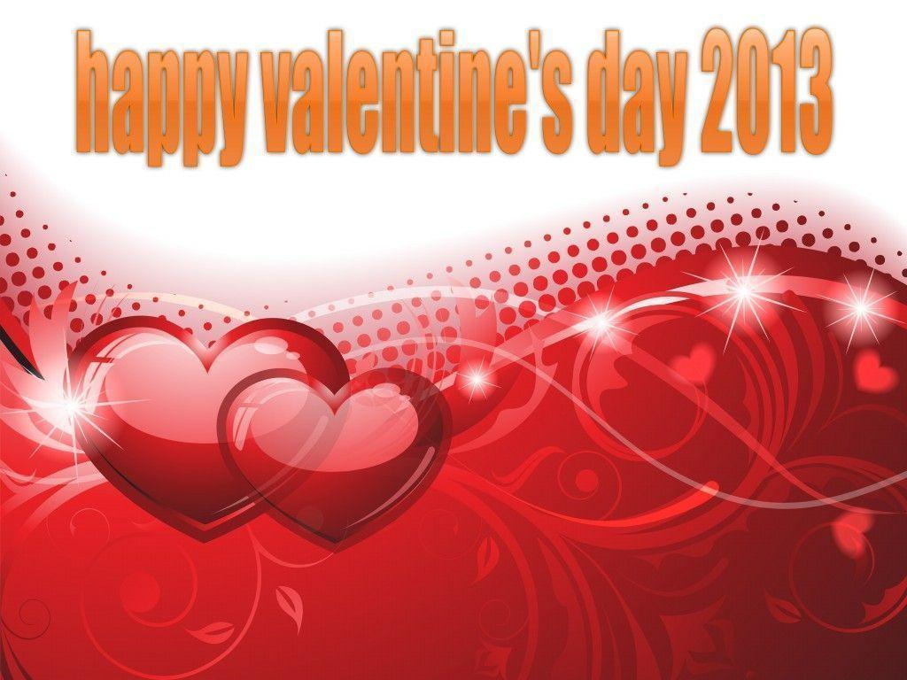 Valentines For Happy Day Wallpaper 2013