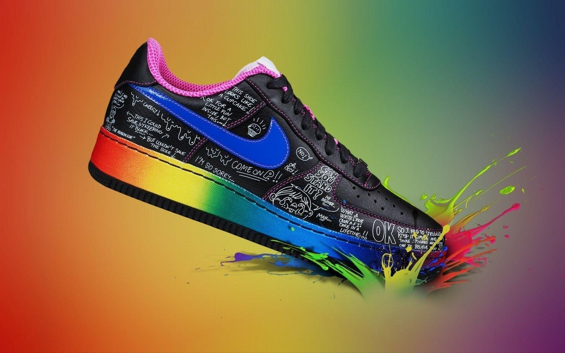 Nike shoes wallpapers wallpaper cave.