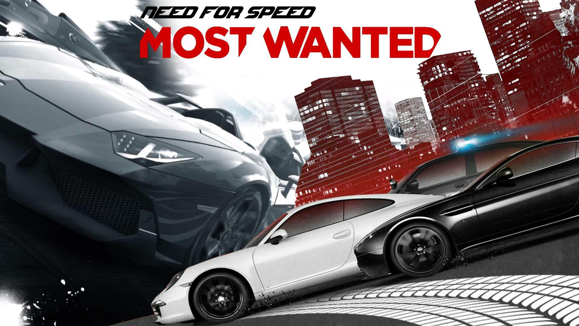 Need for Speed Most Wanted HD Big Wallpapers 2014