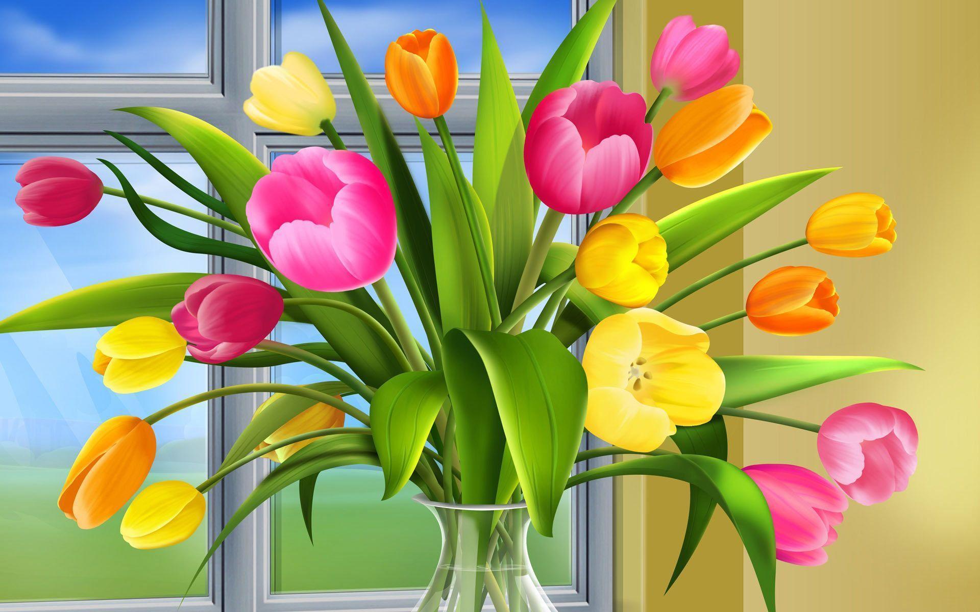 Spring Free Desktop Wallpapers