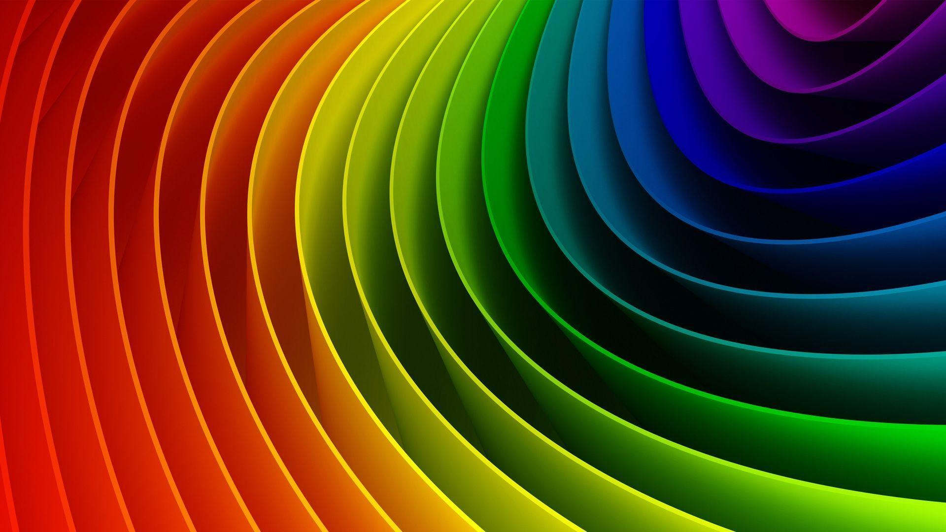 awesome rainbow wallpaper backgrounds - photo #11