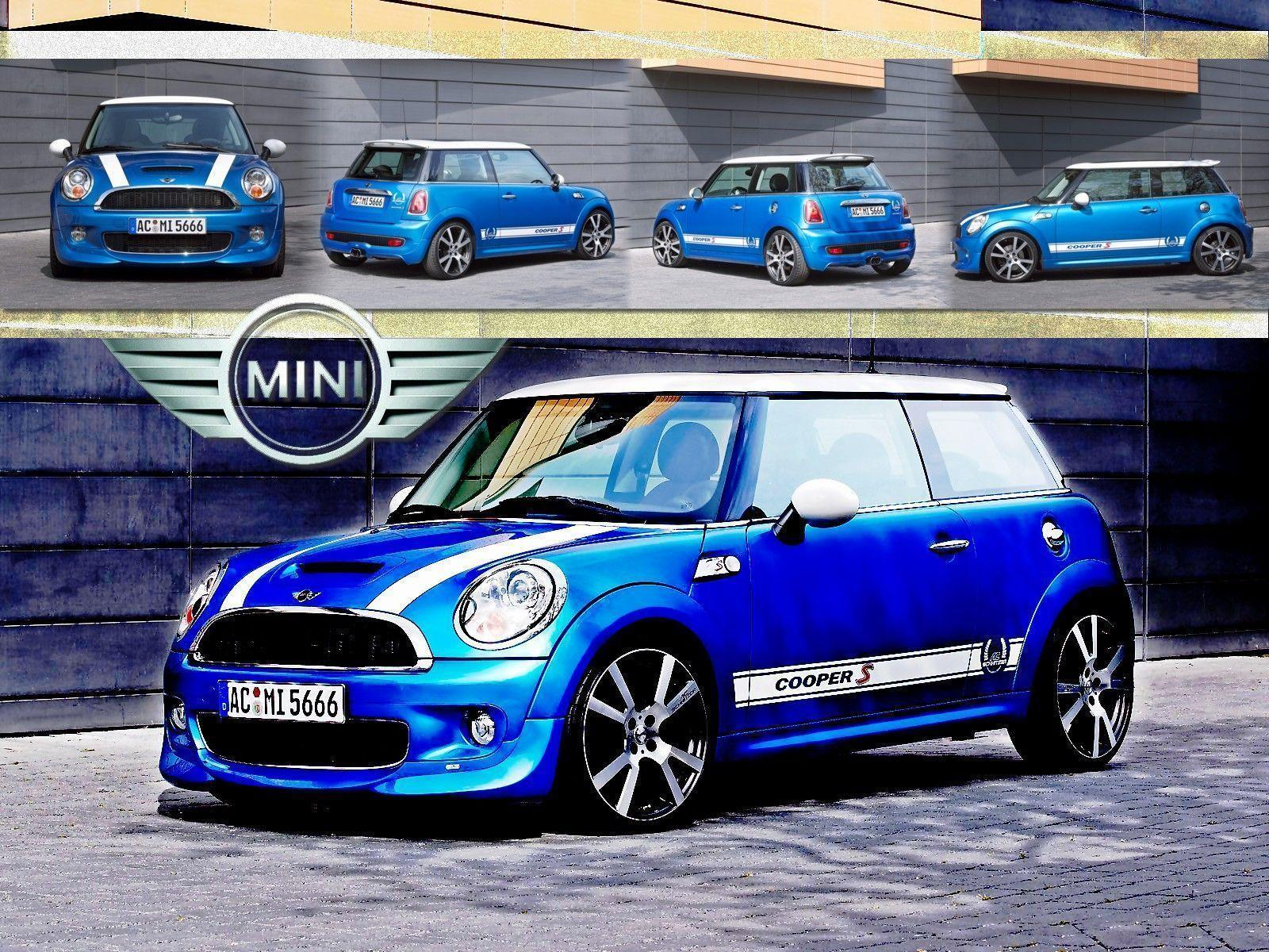 Mini Cooper Wallpapers 22804 Wallpapers HD