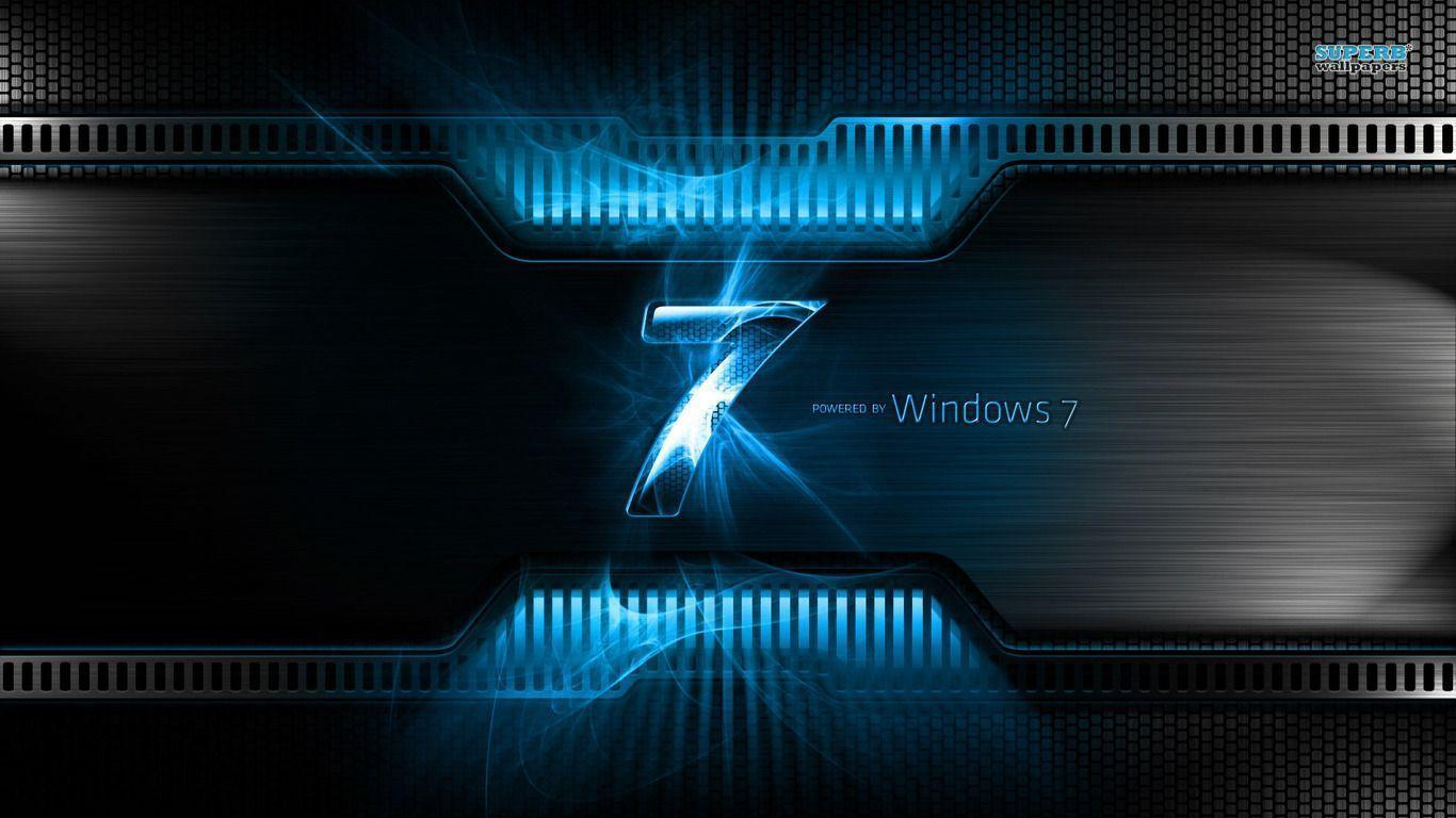 Wallpapers For > Windows 7 Ultimate Wallpaper 1366x768