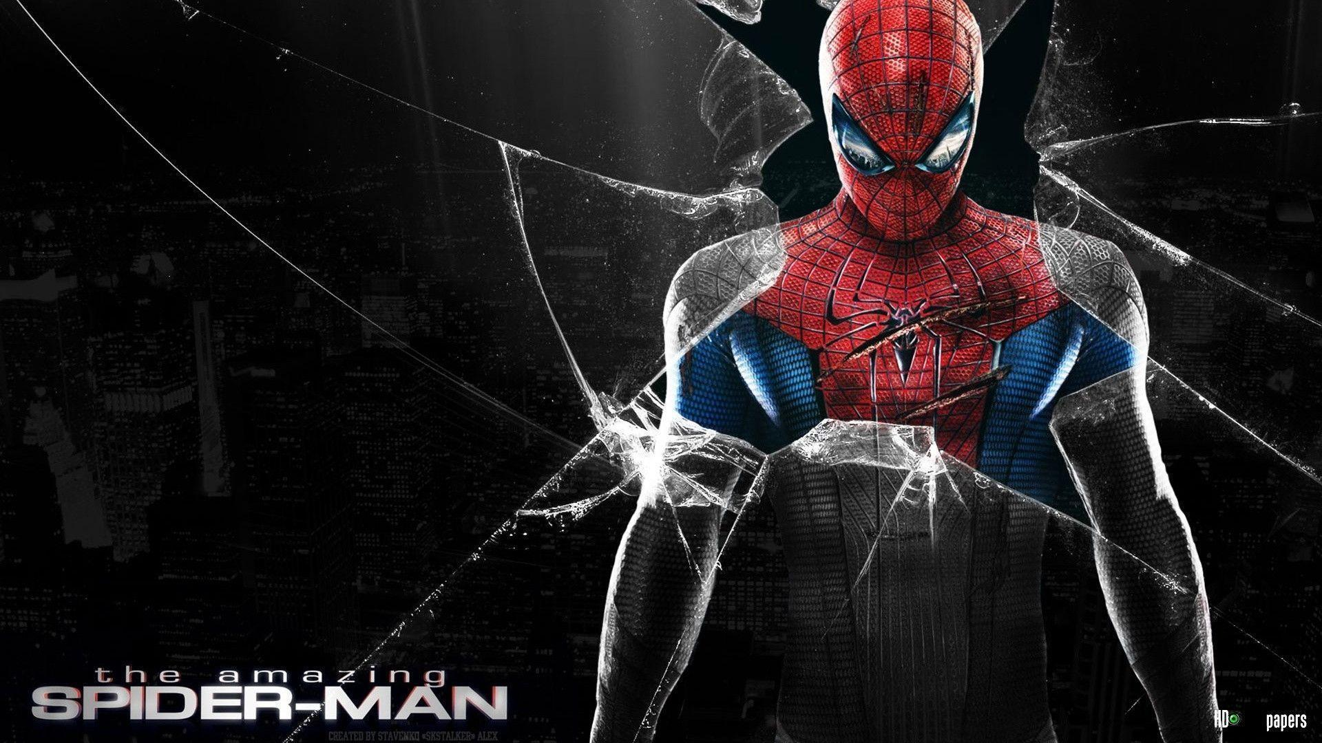 <b>The Amazing Spider Man</b> HD <b>Wallpapers Desktop</b> Backgrounds <b>The</b> 1920 ...