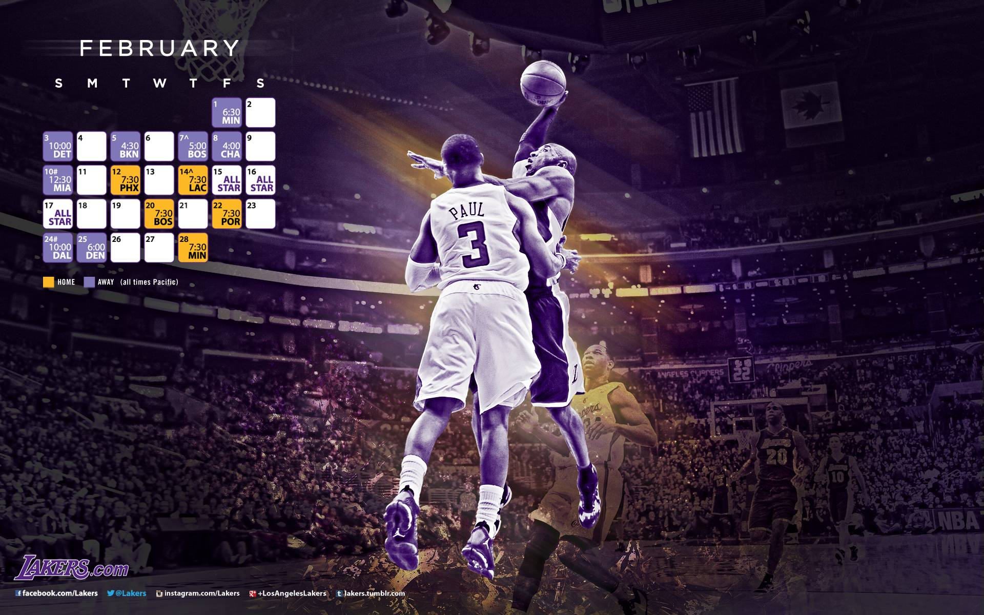 angeles lakers wallpapers wallpaper cave