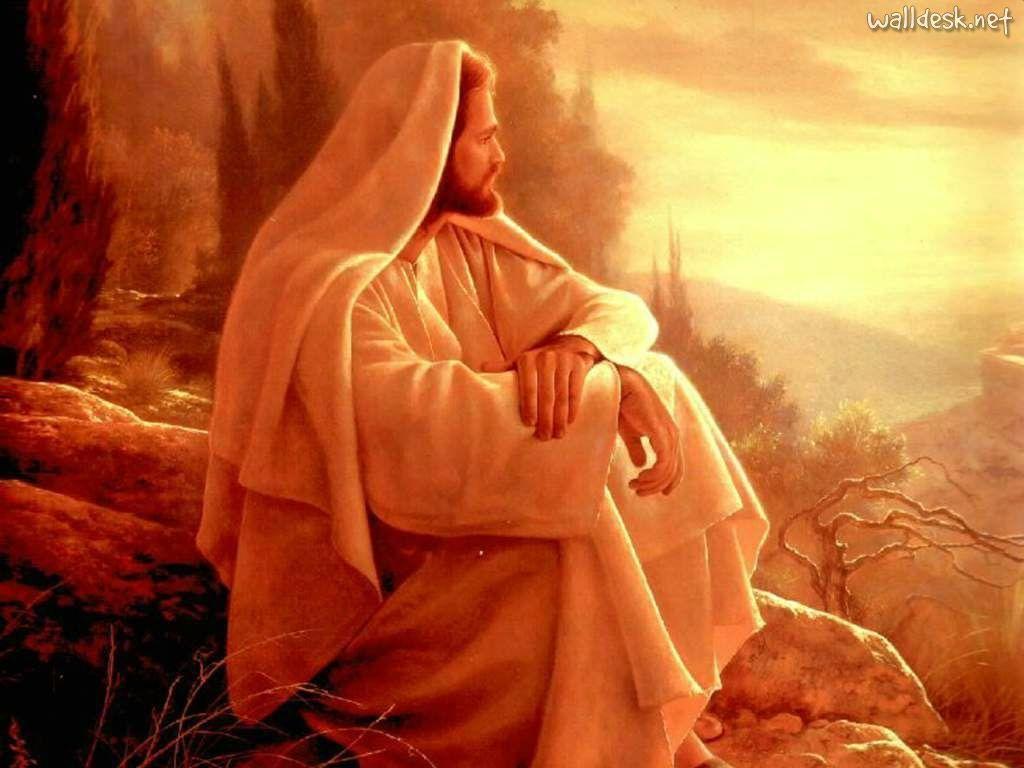 jesus watching over - Jesus Wallpaper (28992616) - Fanpop