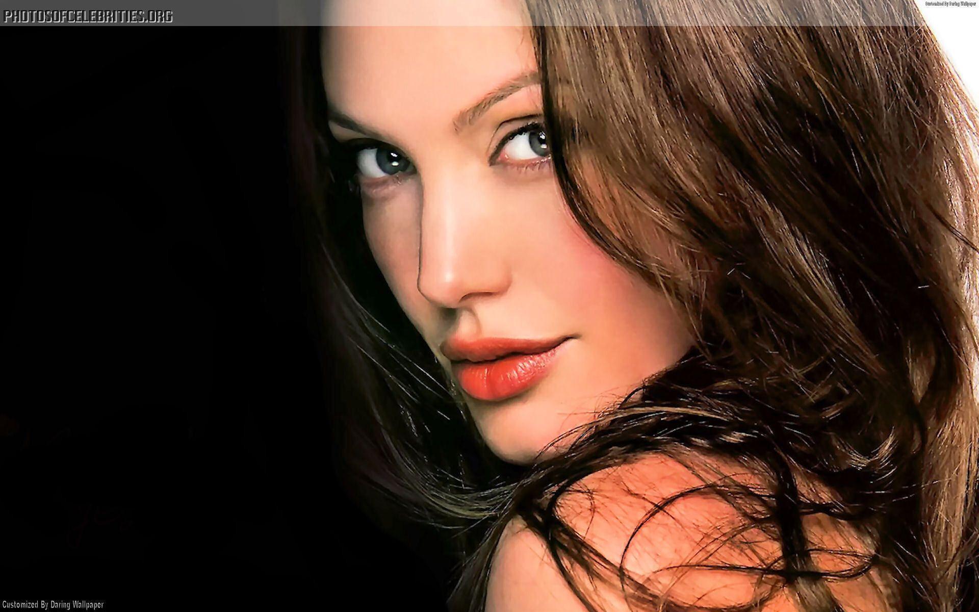 Angelina Jolie Wallpaper 1287 Full HD Desktop