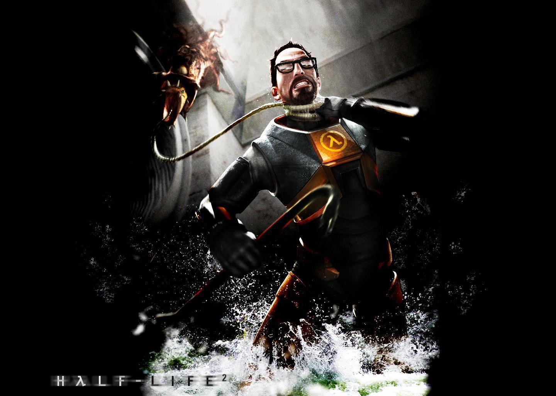 Half Life 2 Walpaper: Gordon Freeman Wallpapers