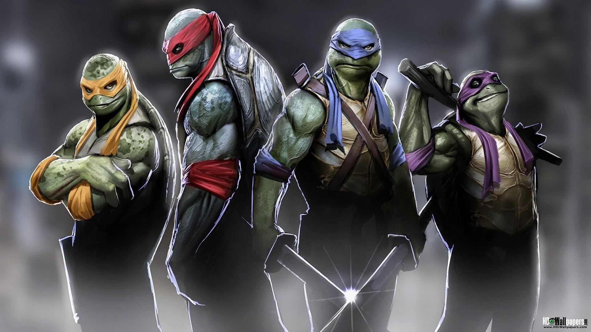 Teenage Mutant Ninja Turtles Wallpapers Wallpaper Cave