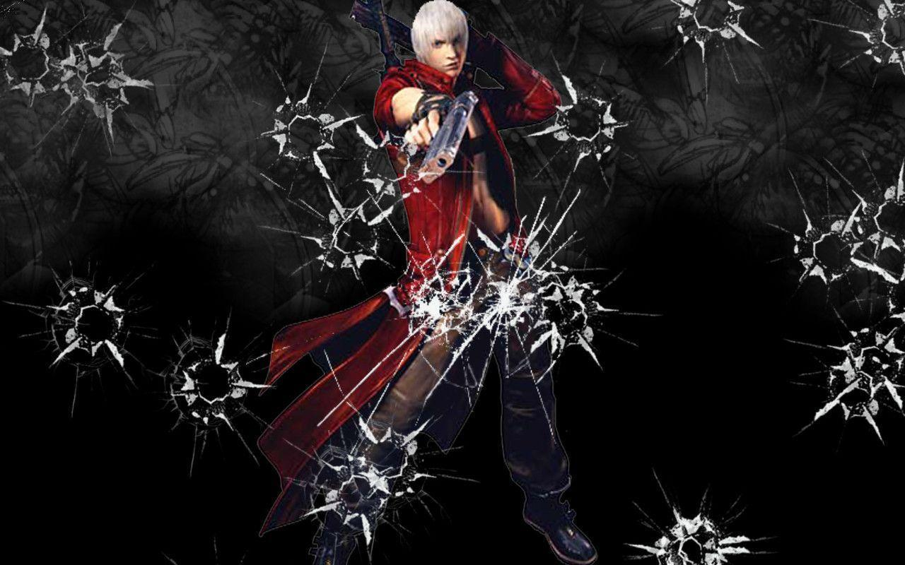 Devil May Cry Dante Wallpaper: Devil May Cry Anime Wallpapers