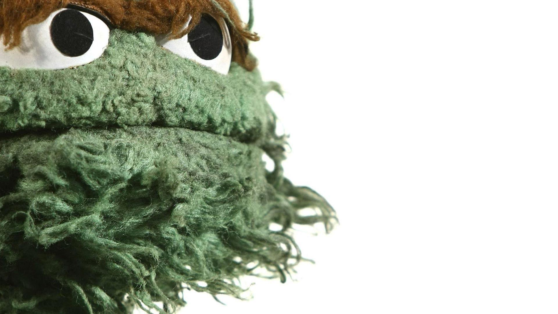 Oscar The Grouch Wallpapers - Wallpaper Cave