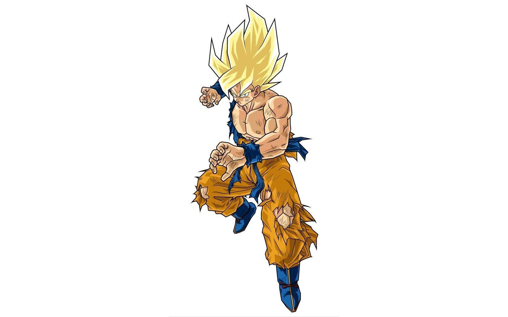 DBZ Warriors - Widescreen Dragon ball Z Wallpapers of Goku, Vegeta ...