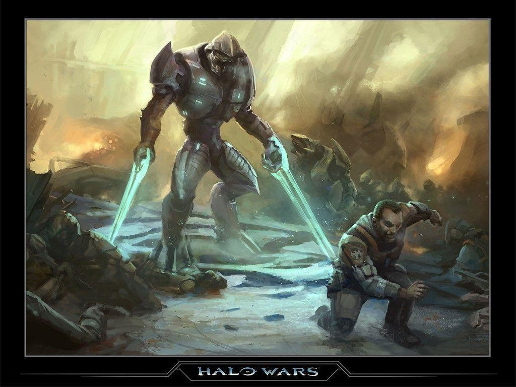 halo wars arbiter wallpaper -#main