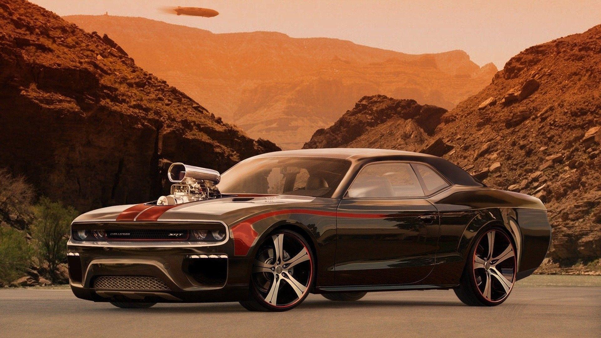Hd Muscle Car Wallpaper Best TO6 | WALLPAPER CAR HD