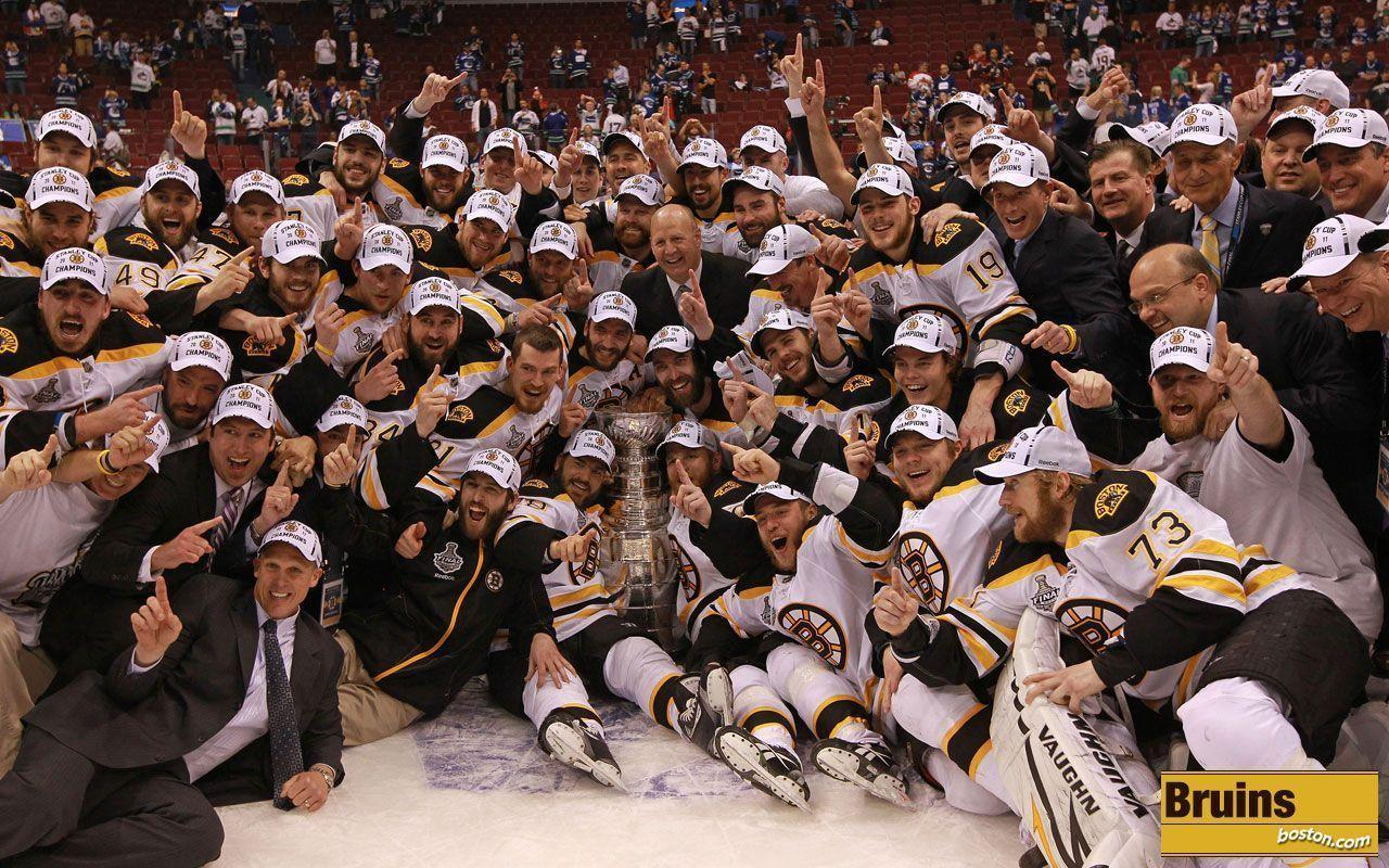 Download Boston Bruins Champs Wallpapers