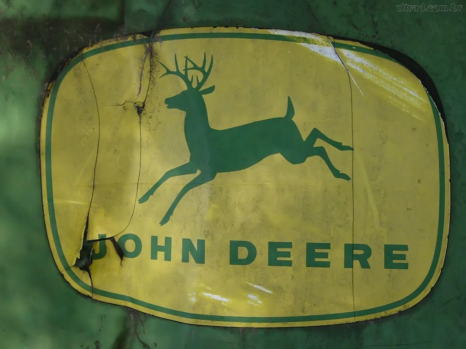pix for cool john deere logo wallpaper
