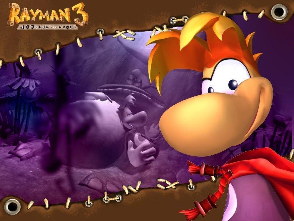 Desktop Wallpapers · Gallery · Games · Rayman 3