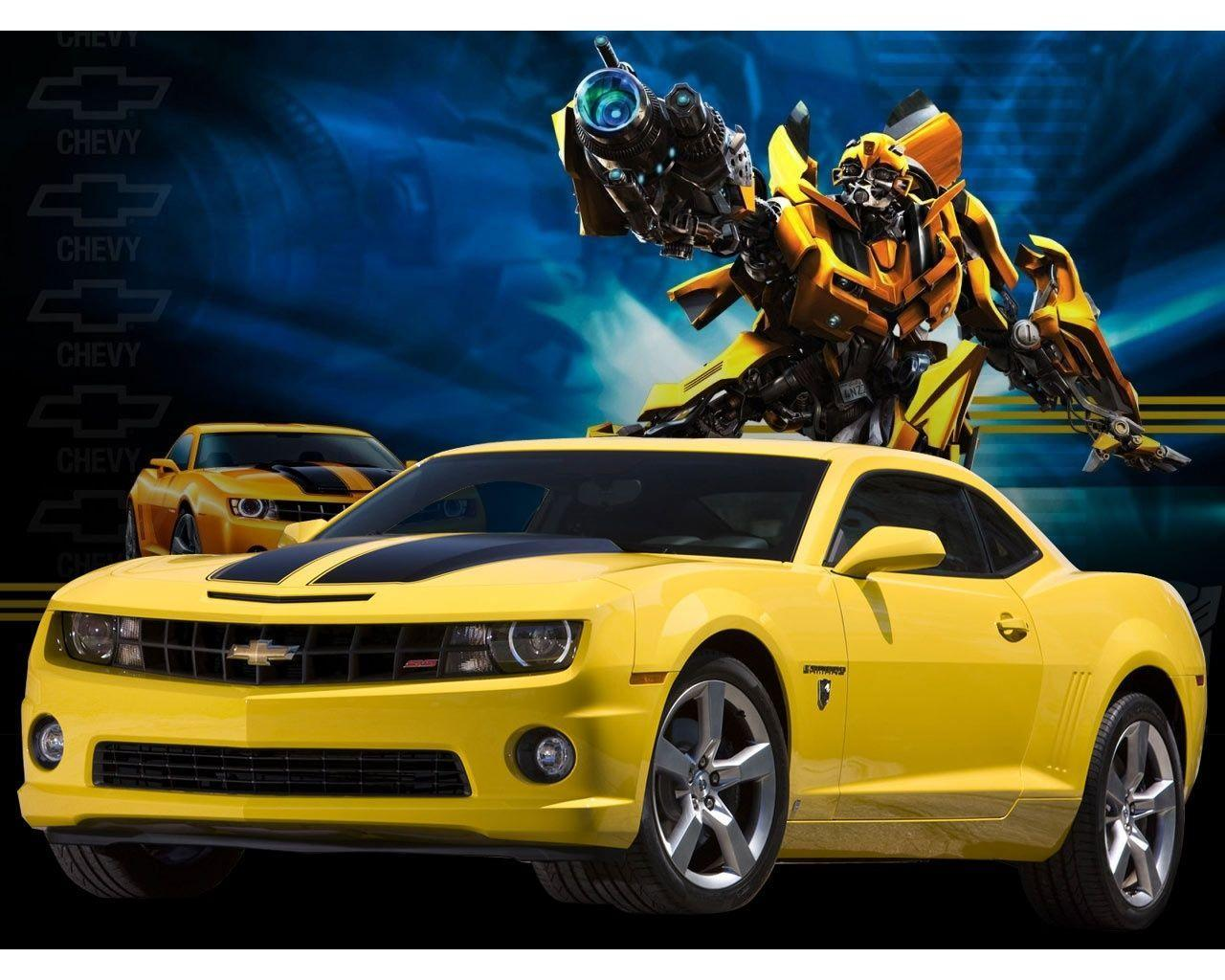 Transformers Bumblebee Wallpapers Wallpaper Cave