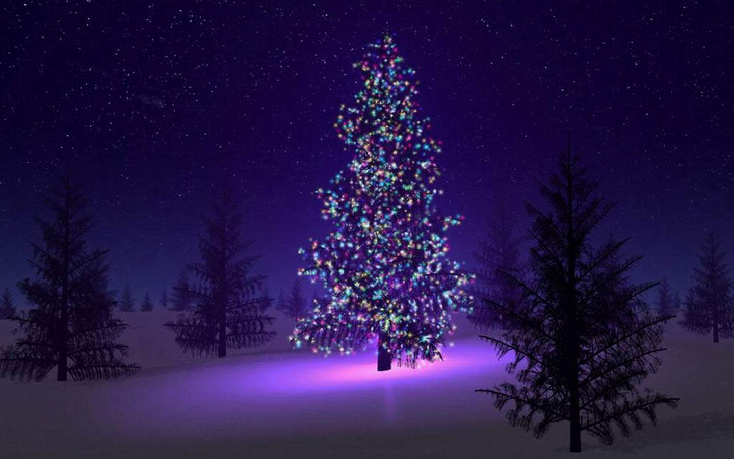 Free Christmas Computer Backgrounds