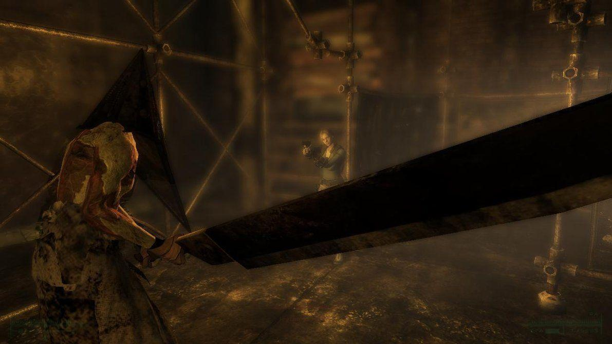 pyramid head wallpaper 1280x800 - photo #6