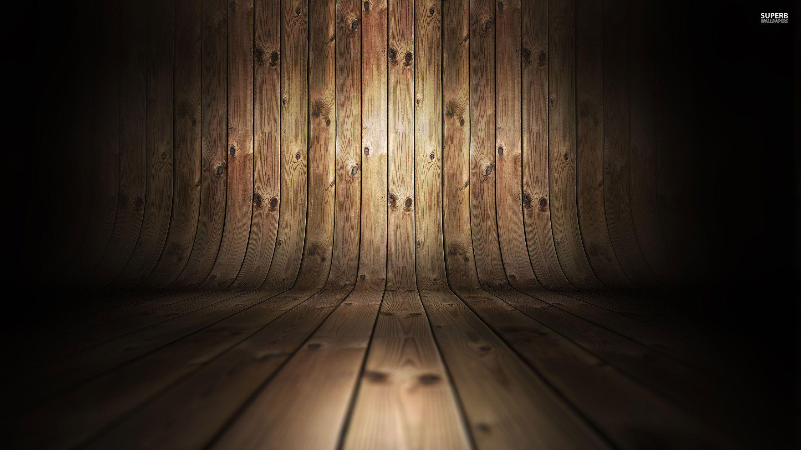 3d wallpaper wood floor - photo #29