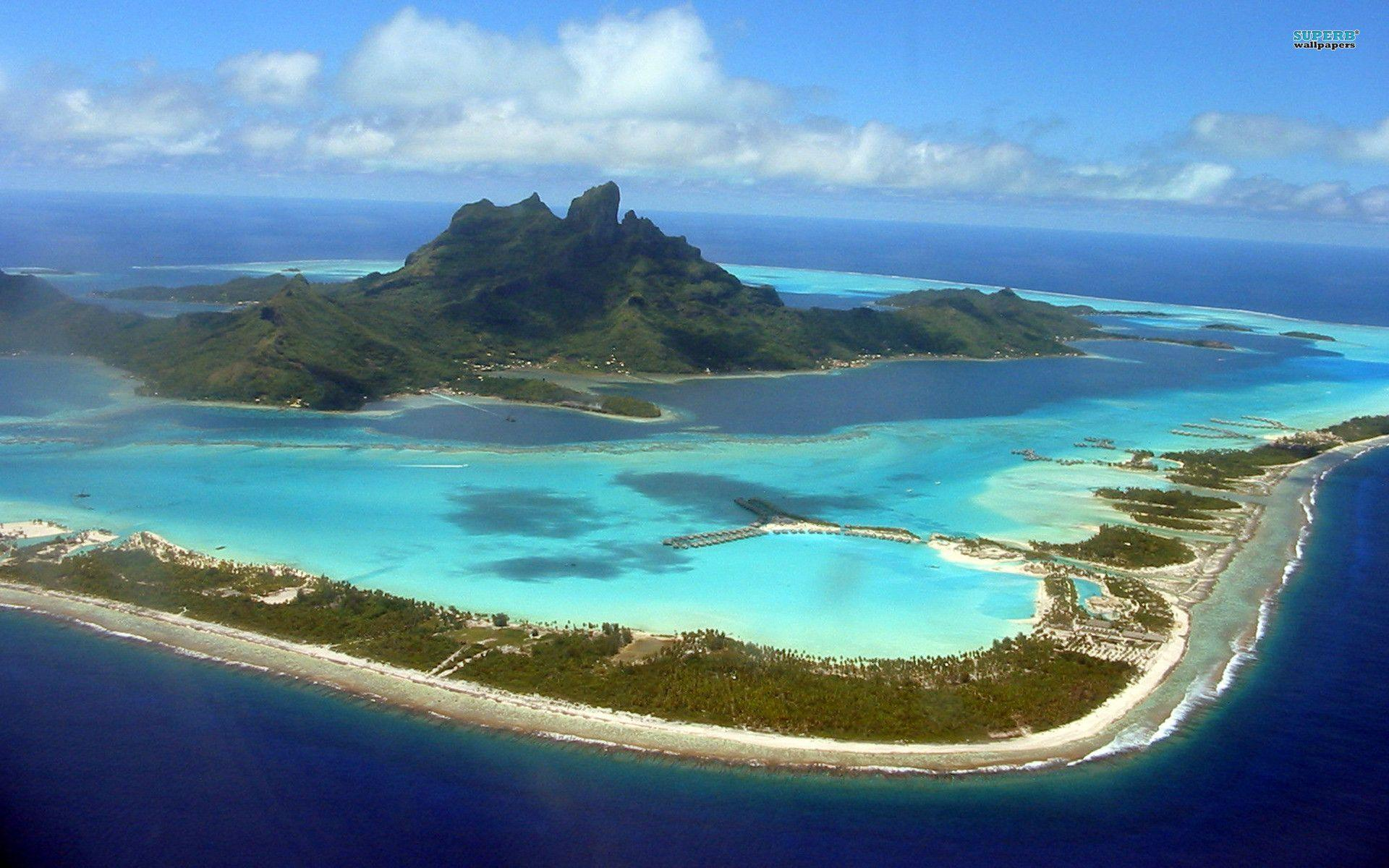 Bora Bora Wallpapers - Wallpaper Cave