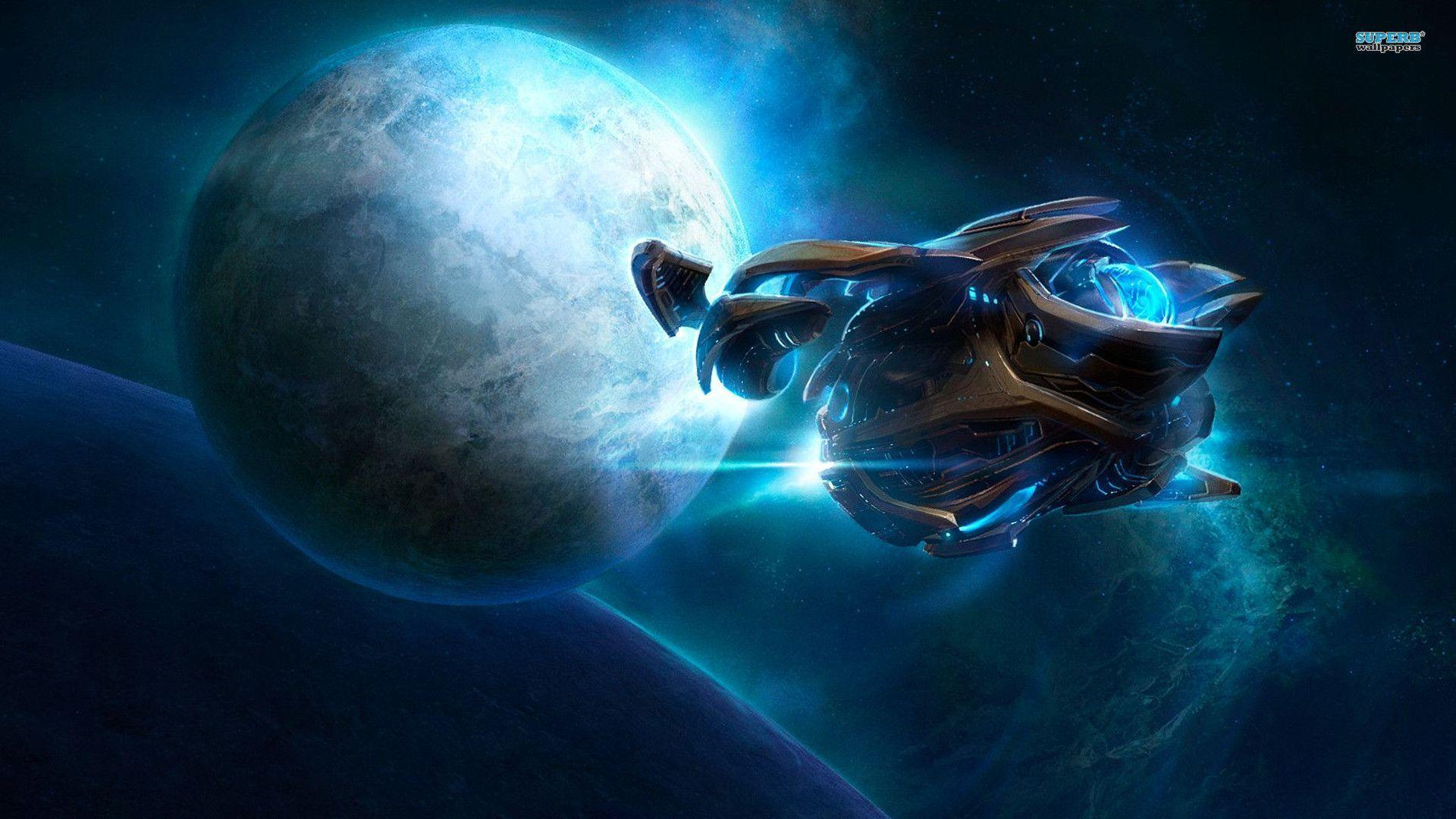 StarCraft II: Heart of the Swarm wallpapers