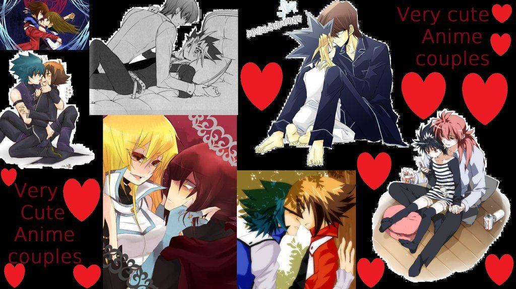 Cute Anime Couples Wallpaper