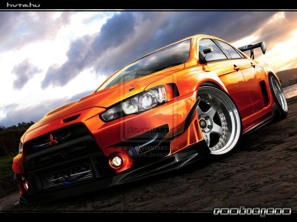 Mitsubishi Lancer Evolution Wallpapers Widescreen