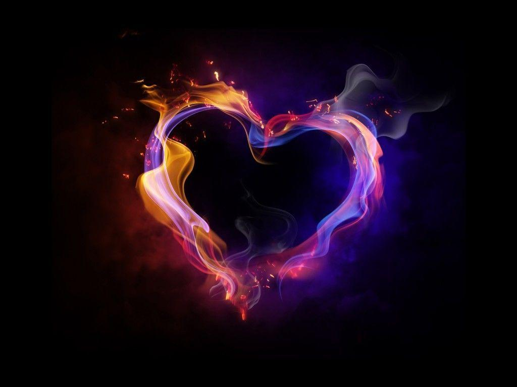 Love Fire Awesome HD Wallpapers