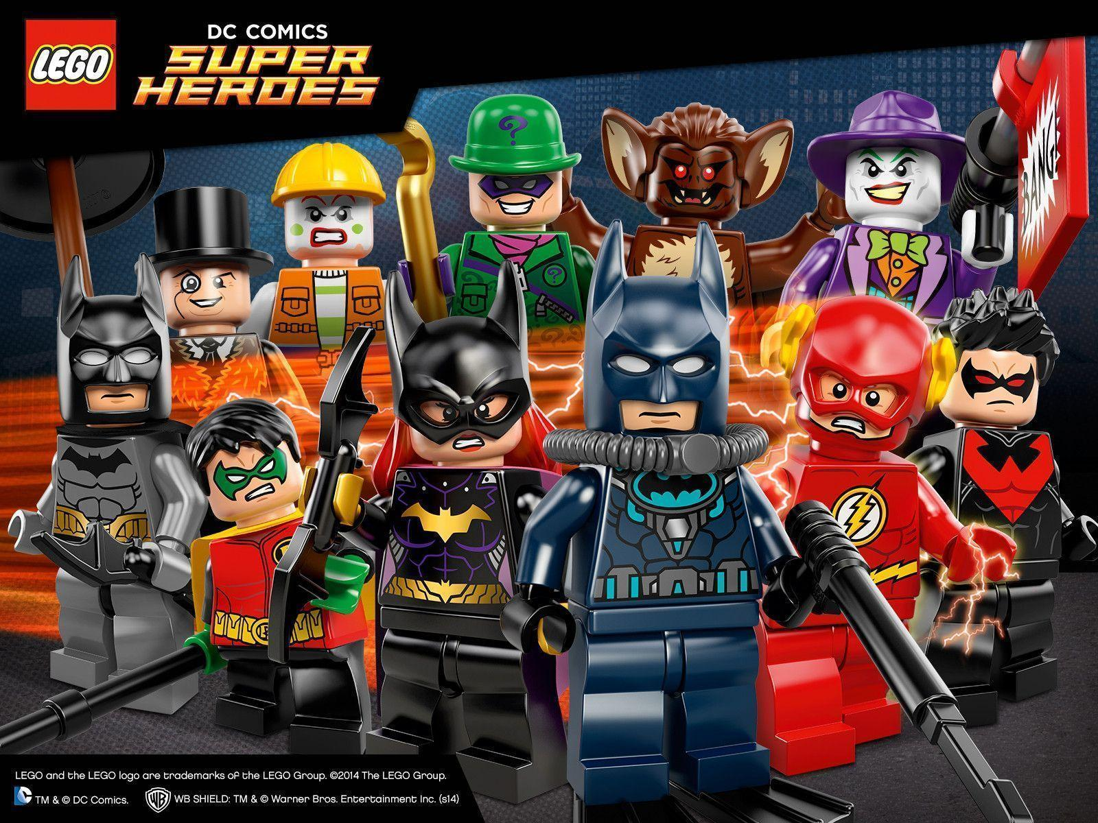 lego superheroes wallpapers wallpaper cave